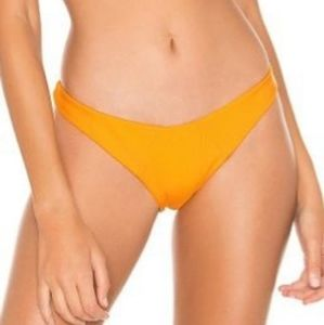 BEACH BUNNY X REVOLVE Ribbed Bikini Bottom Size M